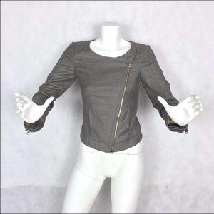 Hugo Boss Blazer / wool blend - size S - gray